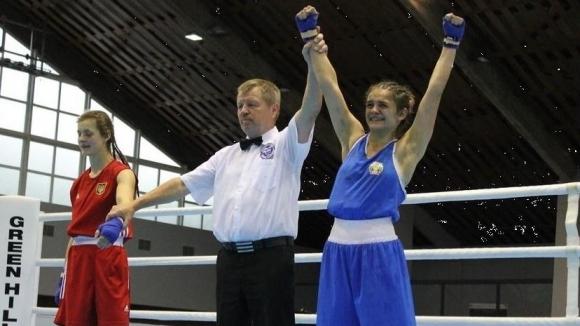 Горяна Стоева започва защита на европейската си титла днес