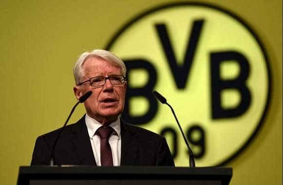 Борусия (Д) отказа да е конкурент на Байерн - даде си 10 г. да навакса