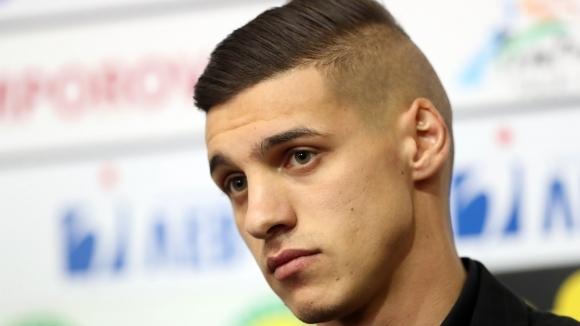 Десподов се надява да играе срещу Левски