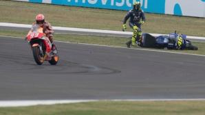 Маркес би трябвало да бъде поставен на пробация, вярва MotoGP легенда
