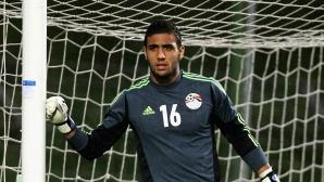 Вратар на Египет пропуска Мондиал 2018