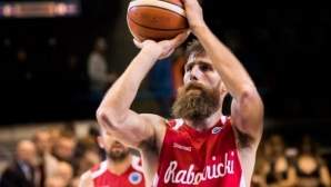 Чавдар Костов отбеляза 14 точки при победа на Работнички