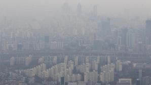 В Южна Корея отменят футболни мачове заради мръсния въздух