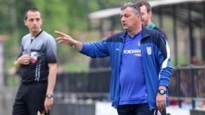 Старши треньорът на Севлиево: Гоним второто място (видео)