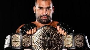 Багата може да влезе в UFC