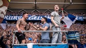 Най-добрият треньор в Германия заслужи нов договор