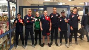 Трима българи боксират в първия ден на Европейското за младежи