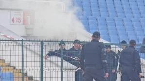 Левски спря предварителната продажба на билети заради вчерашния инцидент