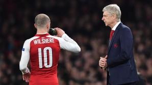 Арсенал е предложил нов договор на Уилшър