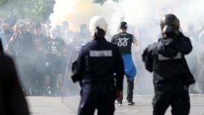 Позицията на Левски след вчерашния инцидент