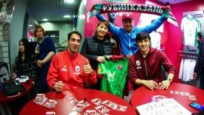 Съотборник на Попето в Рубин: Подаваш му топката и не мислиш повече