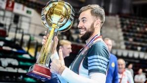 Николай Николов напусна Белогорие
