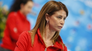 Весела Димитрова: Теодора Александрова може да играе на Европейското