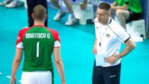 Георги Братоев след бунта във волейбола: Не вярвам в обвиненията към Стойчев