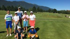 Стартира веригата Про голф Бъбълс 2018