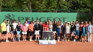 Най-големият любителски турнир за смесени двойки в България