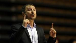 Асен Николов: Излизаме напълно мотивирани в Плевен
