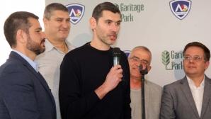Александър Попов: ЦСКА ще построи зала поне за 1800 зрители