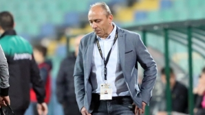 Илиан Илиев: Футболистите показаха характер