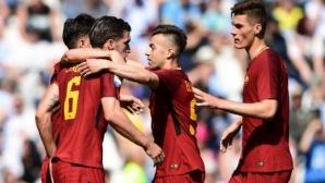 Рома загря за Ливърпул с класика срещу СПАЛ