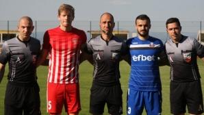 Възелът във Втора лига все повече се заплита, кръгът започна с домакинска победа