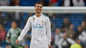 Реал ще вдига заплатата на Кристиано, но няма да удължава договора