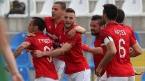 """Падна крепостта """"Ботевград"""", Хебър громи - резултати и класиране след 27-ия кръг на Югозапад"""