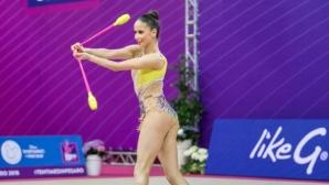 Владинова шеста в многобоя в Ташкент, Калейн девета