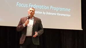 Карамаринов с лекция на конференцията на ЕА в Минск