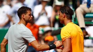 Надал: Прекрасна победа срещу труден съперник и добър приятел (видео)