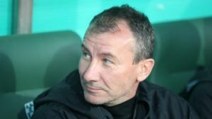 Стамен Белчев за шансовете за шампионската титла и мача с Левски