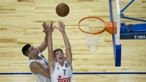 Звезда на Реал (Мадрид) подаде документи за драфта на НБА