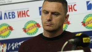 Юруков: Мачът с Хебър няма да реши първенството, всичко може да се случи до края (видео)