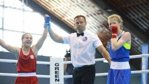 България с три медала от европейското първенство по бокс за девойки