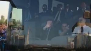 Маурицио Сари показа среден пръст на тифозите на Юве