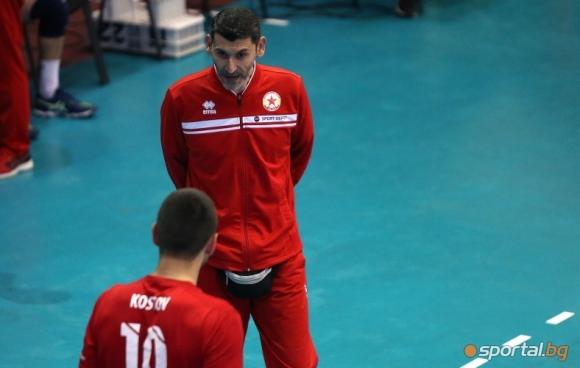 Александър Попов: Най-слабият ни мач в серията (видео)