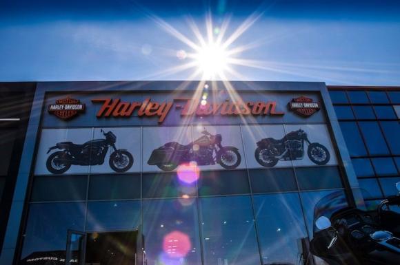 Ела да тестваш новите модели на Harley-Davidson този уикенд