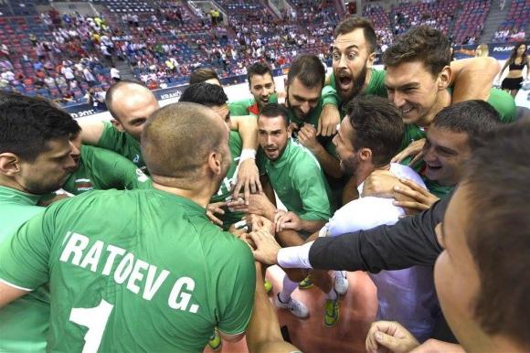 България с най-доброто в новата Волейболна лига на нациите