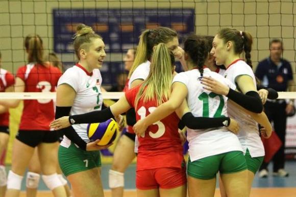 Девойките до 19 години с втора победа на европейската квалификация