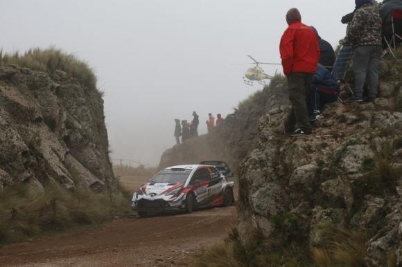 Танак е на крачка от първата победа за 2018-а във WRC, драма при Мийк (видео)