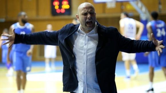 Тити Папазов: Съперникът не е от нашата класа