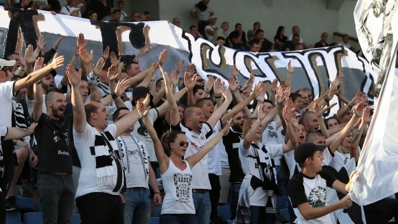 Славия към феновете: Очакваме ви на финала!