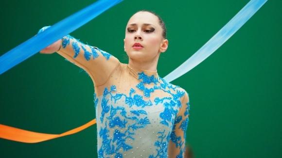 Биляна Везирска шампионка в многобоя при девойките старша възраст