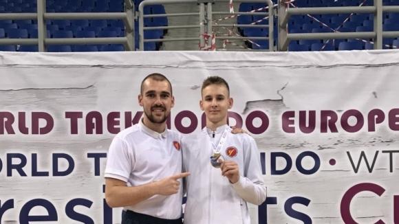 Александър Джорджев с титла на силен турнир в Гърция