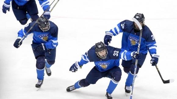 Финландия с четвърта световна титла при юношите