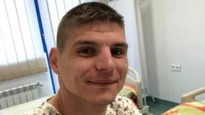 Симеон Александров претърпя операция