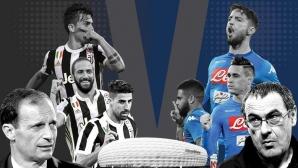 """В Италия е най-интересно! Страхотни битки ни очакват до края на сезона в Серия """"А"""""""