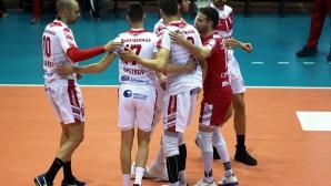 Финал №3 ЦСКА - Нефтохимик 0:0! Следете мача ТУК!