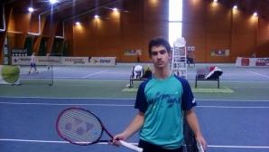 Страхотно начало за родните таланти в Турция и Хърватска на турнири от Тенис Европа