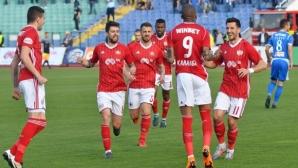 Открита тренировка за ЦСКА-София преди реванша с Левски